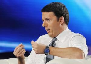 ++ Renzi, con taglio 6 mld Irap mettiamo a dieta lo Stato ++